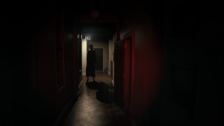 P.T., Playsyation4 video game, Konami 2014, Lisa
